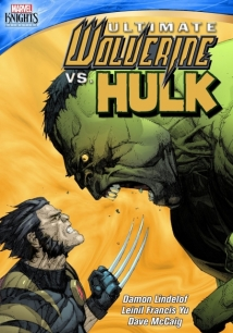 Ultimate Wolverine Vs. Hulk film afişi