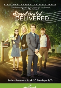 Signed, Sealed, Delivered film afişi