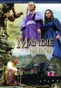 Mandie and the Cherokee Treasure film afişi