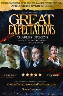 Great Expectations film afişi