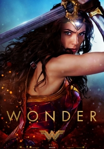 Wonder Woman film afişi