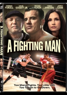 A Fighting Man film afişi