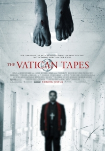 The Vatican Tapes film afişi