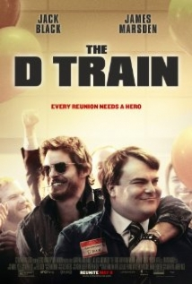 The D Train film afişi