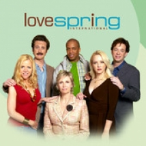 Lovespring International film afişi