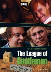 The League Of Gentlemen film afişi