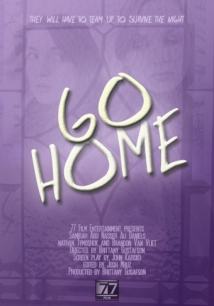 Go Home film afişi