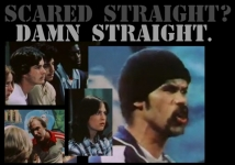 Scared Straight! film afişi