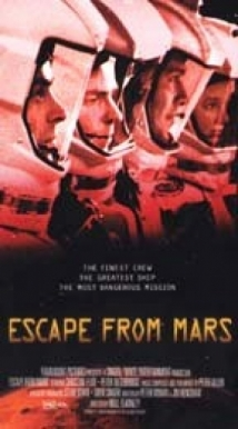Escape From Mars film afişi