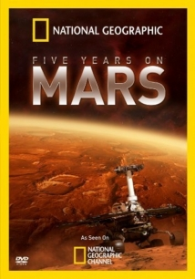 """naked Science"" Five Years On Mars film afişi"