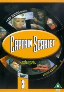 Captain Scarlet and the Mysterons film afişi