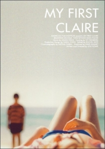 My First Claire film afişi