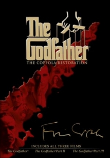 The Godfather Trilogy: 1901-1980 film afişi