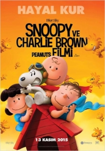 Snoopy ve Charlie Brown Peanuts Filmi film afişi