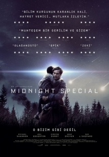 Midnight Special film afişi