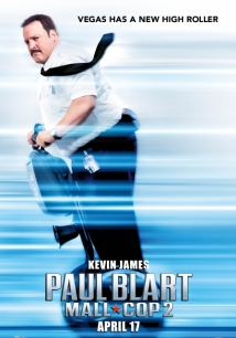 Paul Blart: Mall Cop 2 film afişi