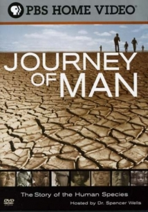 Journey of Man film afişi
