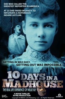 10 Days In A Madhouse film afişi
