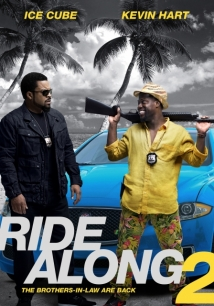 Ride Along 2 film afişi