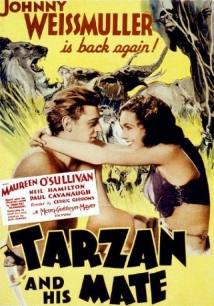 Tarzan And His Mate film afişi