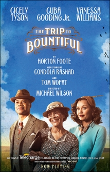 The Trip to Bountiful film afişi