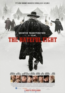 The Hateful Eight film afişi