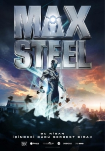 Max Steel film afişi