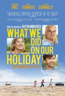 What We Did on Our Holiday film afişi