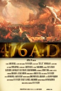476 A.d. Chapter One: The Last Light Of Aries film afişi