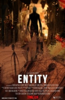Entity film afişi