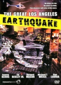 The Big One: The Great Los Angeles Earthquake film afişi