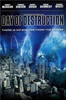 Category 6: Day of Destruction film afişi