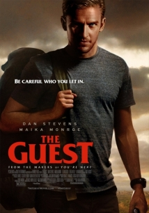 The Guest film afişi