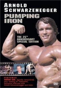 Pumping Iron film afişi