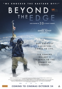 Beyond The Edge film afişi