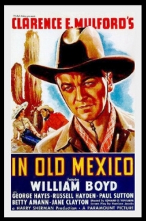 In Old Mexico film afişi