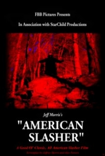 American Slasher film afişi