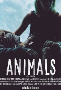 Animals film afişi