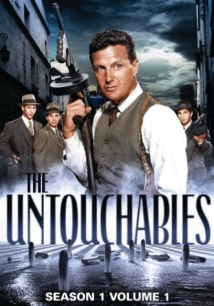 The Untouchables film afişi