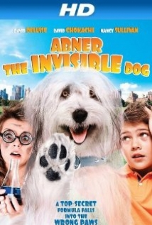 Abner, The Invisible Dog film afişi
