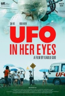 UFO in Her Eyes film afişi