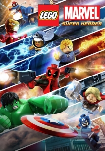 Lego Marvel Super Heroes: Maximum Overload film afişi