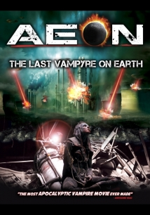 Aeon: The Last Vampyre on Earth film afişi