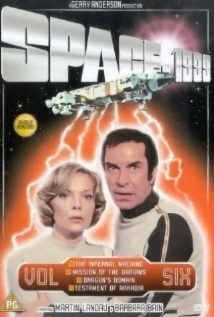 Space: 1999 film afişi