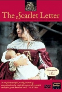The Scarlet Letter film afişi