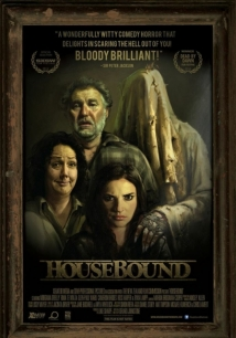 Housebound film afişi