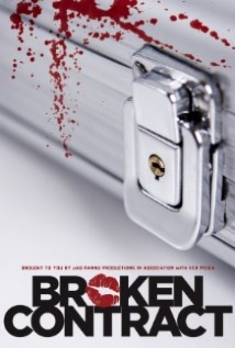 Broken Contract film afişi