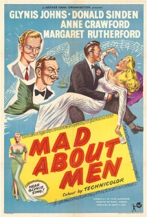 Mad About Men film afişi