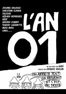 L'an 01 film afişi