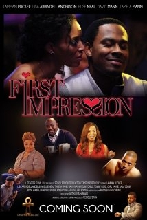 First Impression film afişi
